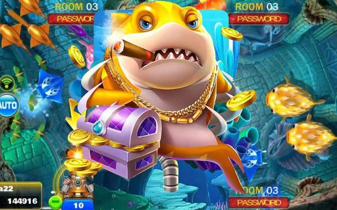 ยิงปลาได้เงินจริง เกมเดิมพัน
